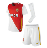 2015-2016 Monaco Home Nike Little Boys Mini Kit