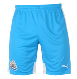 2015-2016 Newcastle Away Football Shorts (Blue)