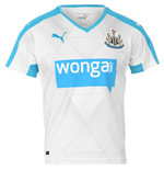 2015-2016 Newcastle Away Football Shirt (Kids)