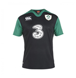 2015-2016 Ireland Alternate Pro Rugby Shirt (Kids)
