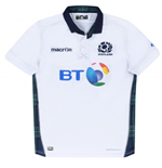 2015-2016 Scotland Macron Alternate Rugby Replica Shirt (Kids)
