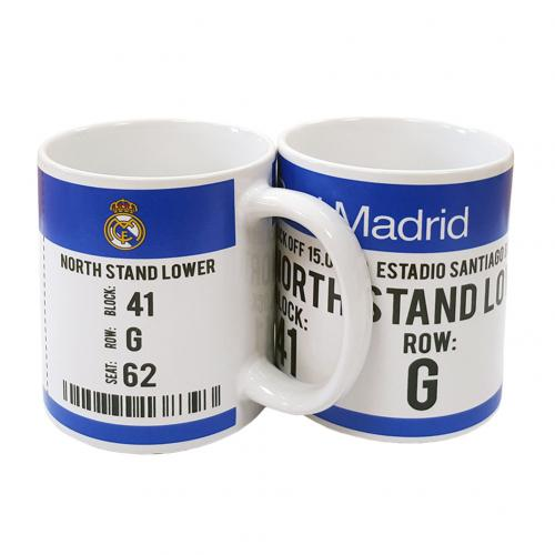 Real Madrid F.C. Mug MD