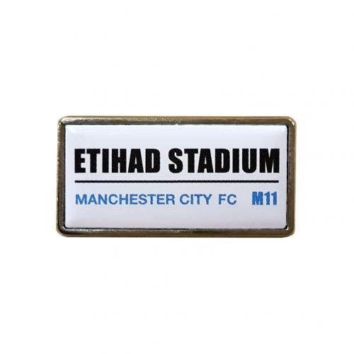 Manchester City F.C. Badge SS