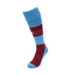2015-2016 Aston Villa Home Football Socks