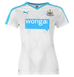 2015-2016 Newcastle Away Ladies Shirt