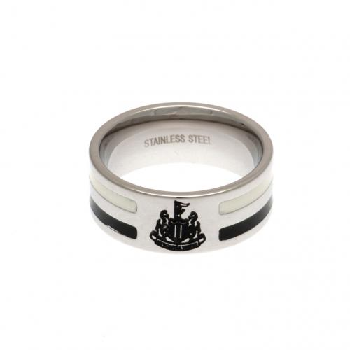 Newcastle United F.C. Colour Stripe Ring Small