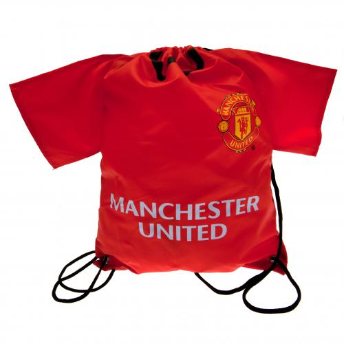 Manchester United F.C. Shirt Gym Bag