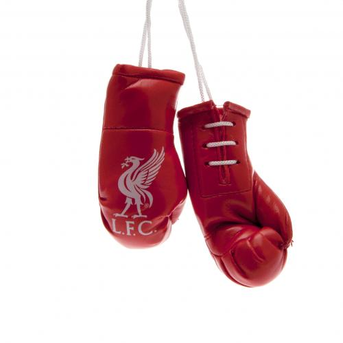 Liverpool F.C. Mini Boxing Gloves