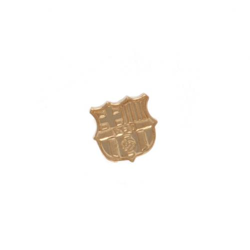 F.C. Barcelona 9ct Gold Earring