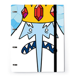 Adventure Time Ring Binder Ice King