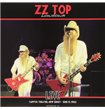 Vynil Zz Top - Lowdown: Live At The Capitol Theatre, New Jersey, Ny - June 15, 1980