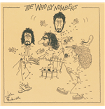 Vynil Who - The Who By Numbers