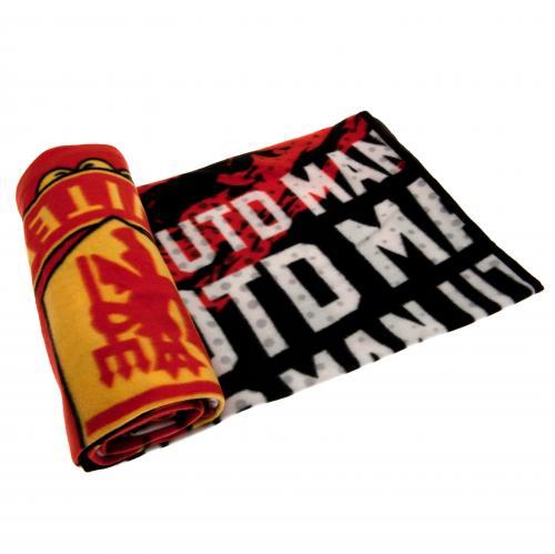 Manchester United F.C. Fleece Blanket IP