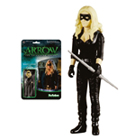 Arrow ReAction Action Figure Black Canary 10 cm
