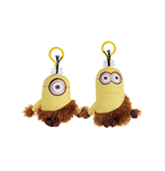 Despicable Me 2 Plush Keychains 14 cm Assortment (12)