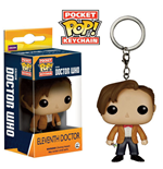 Doctor Who POP! Vinyl Keychain 11th Doctor 4 cm