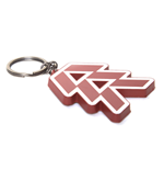 Destiny Metal Key Ring Hunter