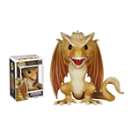 Game of Thrones POP! Television Vinyl Figure Viserion 15 cm