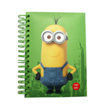 Minions Notebook with Sound & Light Up Kevin