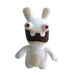 Raving Rabbids Plush Figure Red Eyes 28 cm