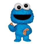 Sesame Street POP! Sesame Street Vinyl Figure Cookie Monster 9 cm