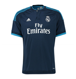 2015-2016 Real Madrid Adidas Third Football Shirt