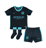 2015-2016 Man City Away Nike Baby Kit