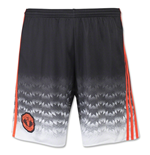 2015-2016 Man Utd Adidas Third Shorts (Kids)