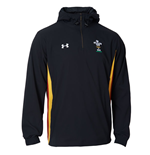 2015-2016 Wales Rugby WRU Supporters Jacket (Black)