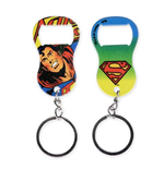 SUPERMAN Pop Art Keychain Bottle Opener