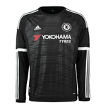 2015-2016 Chelsea Adidas Third Long Sleeve Shirt