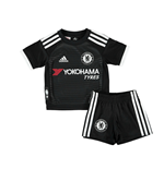 2015-2016 Chelsea Adidas Third Little Boys Mini Kit