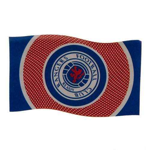 Rangers F.C. Flag BE