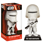 Star Wars Episode VII Wacky Wobbler Bobble-Head First Order Snowtrooper 15 cm