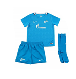 2015-2016 Zenit Home Nike Little Boys Mini Kit