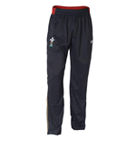 2015-2016 Wales Rugby WRU Travel Pants (Black)