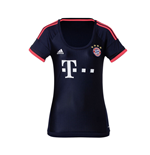2015-2016 Bayern Munich Adidas Third Womens Shirt