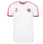 2015-2016 Bayern Munich Adidas UCL Training Tee (White)