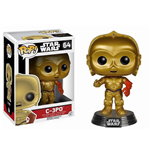Star Wars Episode VII POP! Vinyl Bobble-Head C-3PO 10 cm