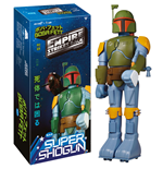 Star Wars Super Shogun PVC Figure Boba Fett Empire Ver. 61 cm