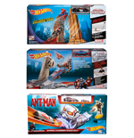 Marvel Hot Wheels Track Sets Wave C Assortment (4)