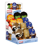 Marvel Comics Mopeez Plush Figure 12 cm Display (12)