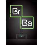 Breaking Bad Neon Light Logo 27 x 36 cm