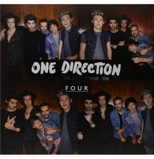 Vynil One Direction - Four (2 Lp)