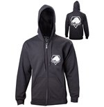 Metal Gear Solid V Zipped Hooded Sweater Diamond Dogs