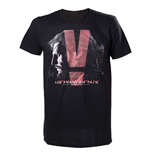 Metal Gear Solid V T-Shirt Phantom Pain Box Cover