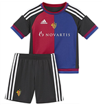 2015-2016 Basle Adidas Home Mini Kit