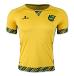 2015-2016 Jamaica Home Romai Football Shirt (Kids)