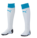 2015-2016 Newcastle Away Football Socks (White)