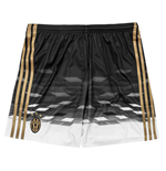 2015-2016 Juventus Adidas Third Shorts (Black)